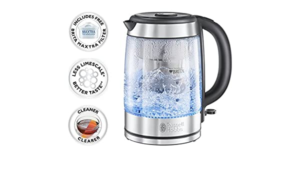 Russell Hobbs 20760 3000W Purity Glass