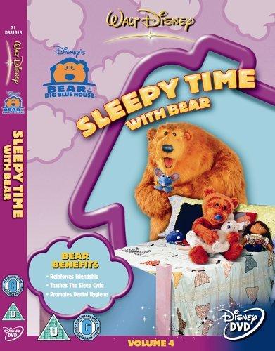 Sleepytime With Bear