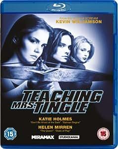 Teaching Mrs Tingle [Blu-ray]