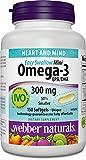 Webber Naturals Clear Enteric Omega-3 Fi...