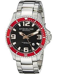 Stuhrling Original Reloj con movimiento cuarzo suizo Man Regatta Champion 42 mm