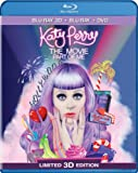 Best Me  Blu Ray - Katy Perry: Part of Me (3D) Review