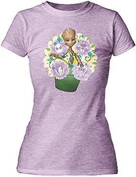Guardians O/T Galaxy 2 - Canotta - T-shirt con stampe - Maniche corte  - opaco -  ragazza