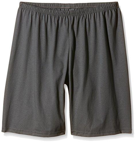 Trigema Herren Shorts 636104 Grau (anthrazit 018)