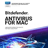 Bitdefender Antivirus for Mac 2018 - 2 Jahre / 1 Mac