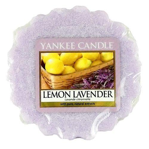YANKEE CANDLE 1085903E Duft Tart Lemon Lavender Kerzen