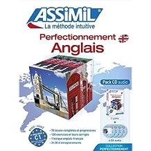 Perfectionnement Anglais (1 livre + 4 CD Audio)