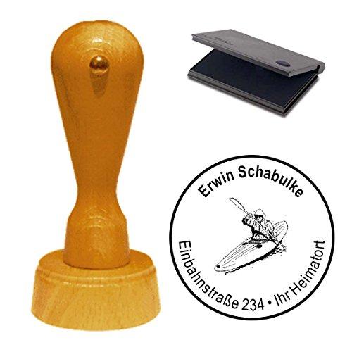 sello-con-cojin-canoa-kayak-sello-de-direcciones-empresas-sellos-club-deportivo