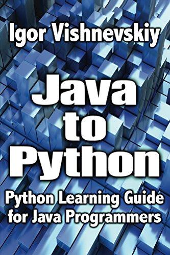Java to Python by [Vishnevskiy, Igor]
