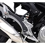 Suzuki 650gladius-09/16-adhésif anti-frottement R & G Racing platines-443392