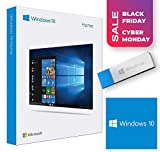Windows 10 Famille 64 Bits USB - Windows 10 Home Famille 32/64 Bits Licence - Français