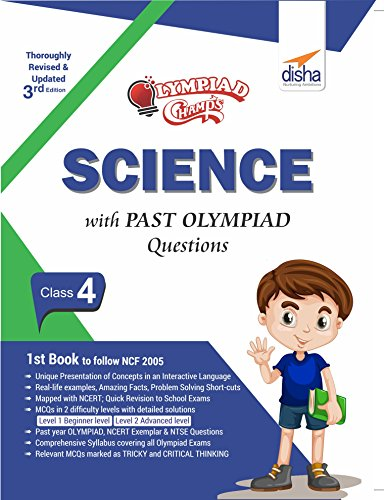 Olympiad Champs Science Class 4 with Past Olympiad Questions