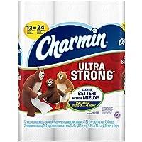 Charmin Ultra Strong Toilet Paper 12 Double Rolls by Charmin preisvergleich bei billige-tabletten.eu