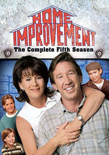 Home Improvement: Season 5 (Dvd Home Improvement)