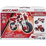 Meccano - 6026957 - Jeu de Construction - Super Motos Meccano Junior