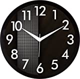#10: IT2M 11.75 inches Wall Clock - Modern Stylish Look (9148)