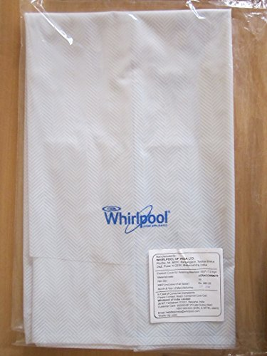 Whirlpool'S Orignal Cover For 360 Degree 7.2 Kgs Fully Automiatic Washing Machine, 57.9 X 57.9 X 91.44 (Lxbxh) Cms  available at amazon for Rs.599