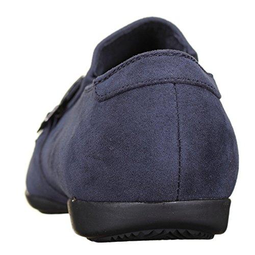 Reservoir Shoes - Chaussure Derbie Milo Navy Bleu