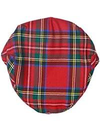 Macdonald Sporrans Royal Stewart Casquette tartan en laine pour homme