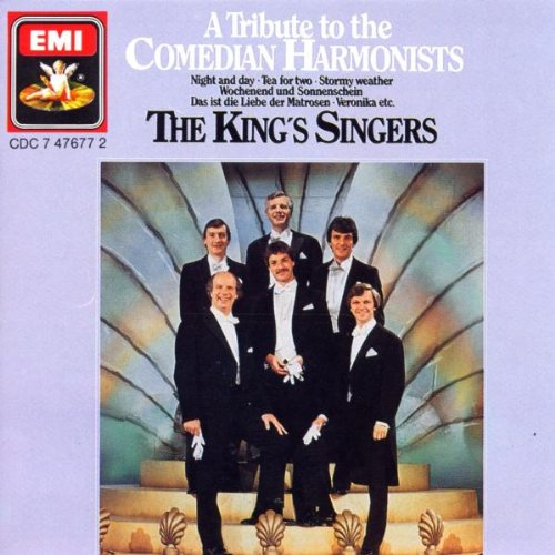 A Tribute To The Comedian Harmonists