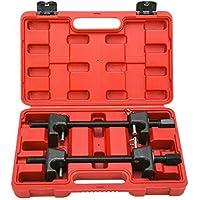 FreeTec 2 Compresores de Resorte de Bobina Para Suspensión MacPherson