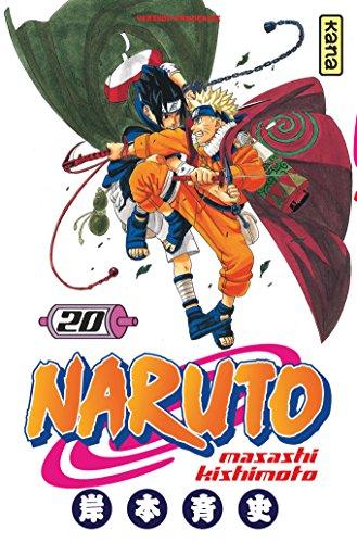 Naruto, tome 20 par KISHIMOTO Masashi