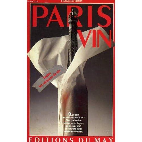 Paris vin (Collection Capitale)