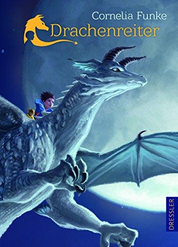 Buchseite und Rezensionen zu 'Drachenreiter' von Cornelia Funke