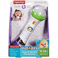 Fisher-Price FBP33 - Microfono Baby Rock