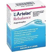 ARTELAC Rebalance Augentropfen 2X10 ml preisvergleich bei billige-tabletten.eu