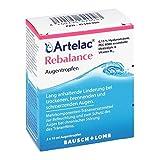 ARTELAC Rebalance Augentropfen 2X10 ml