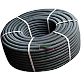 Cable tubo con cable de alimentación eléctrico 5G 100m ° 20mm ICT a3422flexcabtm a2u25bmnpt