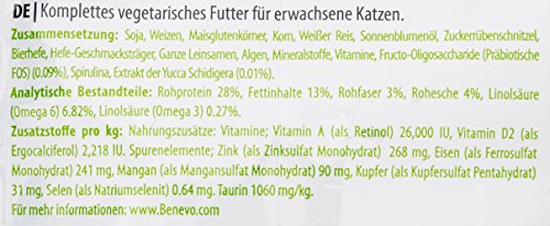 Benevo Katzenfutter Vegan, (1 x 2 kg) - 2