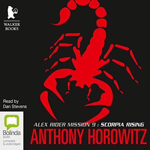 Scorpia Rising (Alex Rider Series (9))