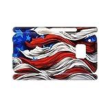 Gogh Yeah auf HTC One M9 Kawaii F¨¹r M?dchen Kunststoffgeh?Use mit American Flag 3