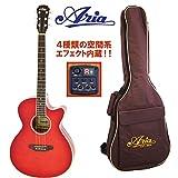 Aria fet01fxsr Gitarre