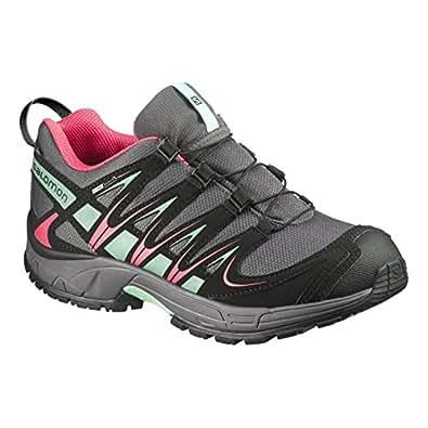 Salomon Kids XA Pro 3D CSWP Trail Running Shoes - J11.5