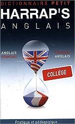 Harrap's Petit anglais-français/français-anglais : Collège