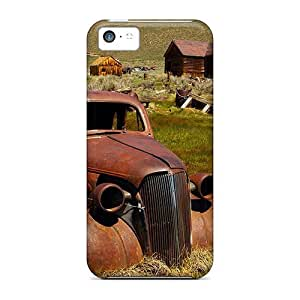 Premium Cachara Vieja Heavy-duty Protection Case For Iphone 5c