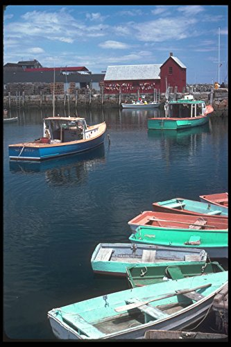 588011-boats-rockport-massachusetts-a4-photo-poster-print-10x8