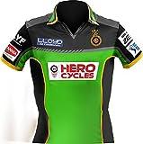 #9: UNIQ Boy's IPL RCB T-Shirt (9-10 Years, RCB GREEN)