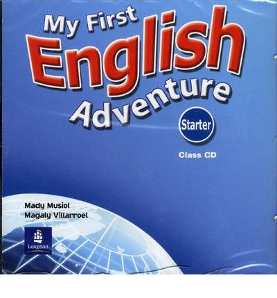 My First English Adventure Starter: Class CD (English Adventure) (CD-Audio) - Common
