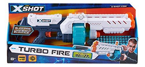 XShot Zuru Toys 36270 Turbo Fire