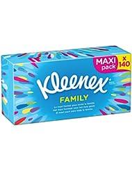 Kleenex Family Boite de 140 Mouchoirs