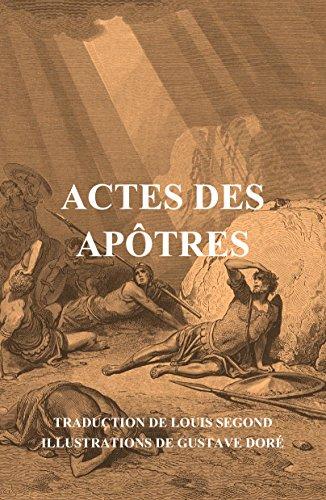 Actes des Apôtres (Illustrés)