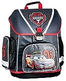 Disney Cars Schulranzen Jungen 1 Klasse Tornister Schulrucksack Schultasche SET 2 teilig für Grundschule super leicht