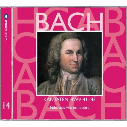 Cantata No.42 Am Abend aber desselbigen Sabbats BWV42 : I Sinfonia