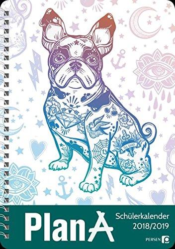 PlanA - Der Schülerkalender 19/20 - dotwork: Alle Klassenstufen