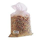 PARTY DISCOUNT ® Sack mit 10 kg Konfetti, bunt