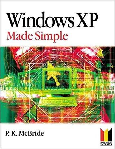 Windows XP Made Simple (Made Simple Computer Series) by P K Mcbride (2002-01-24) par P K Mcbride